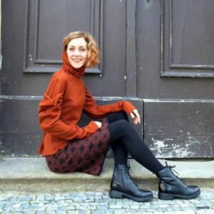 ELISA- rolák s nakládanými rukávy