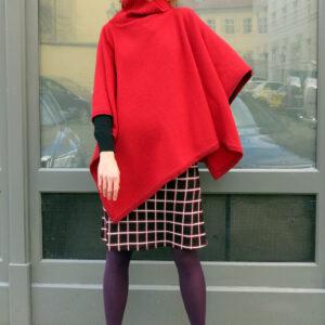 TOKA - sukně kostkovaná