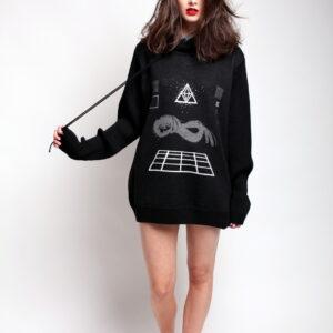 OBRAS - originální pánský svetr s rolákem