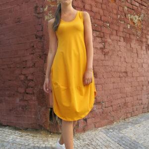 RÓMA-šité šaty s balónovou sukní