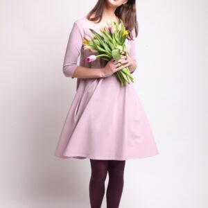 šaty Máry-áčkové s kapsami