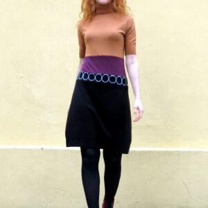 ZARA-šaty s kolečkama