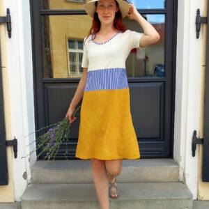 ELOE II.- letní šaty